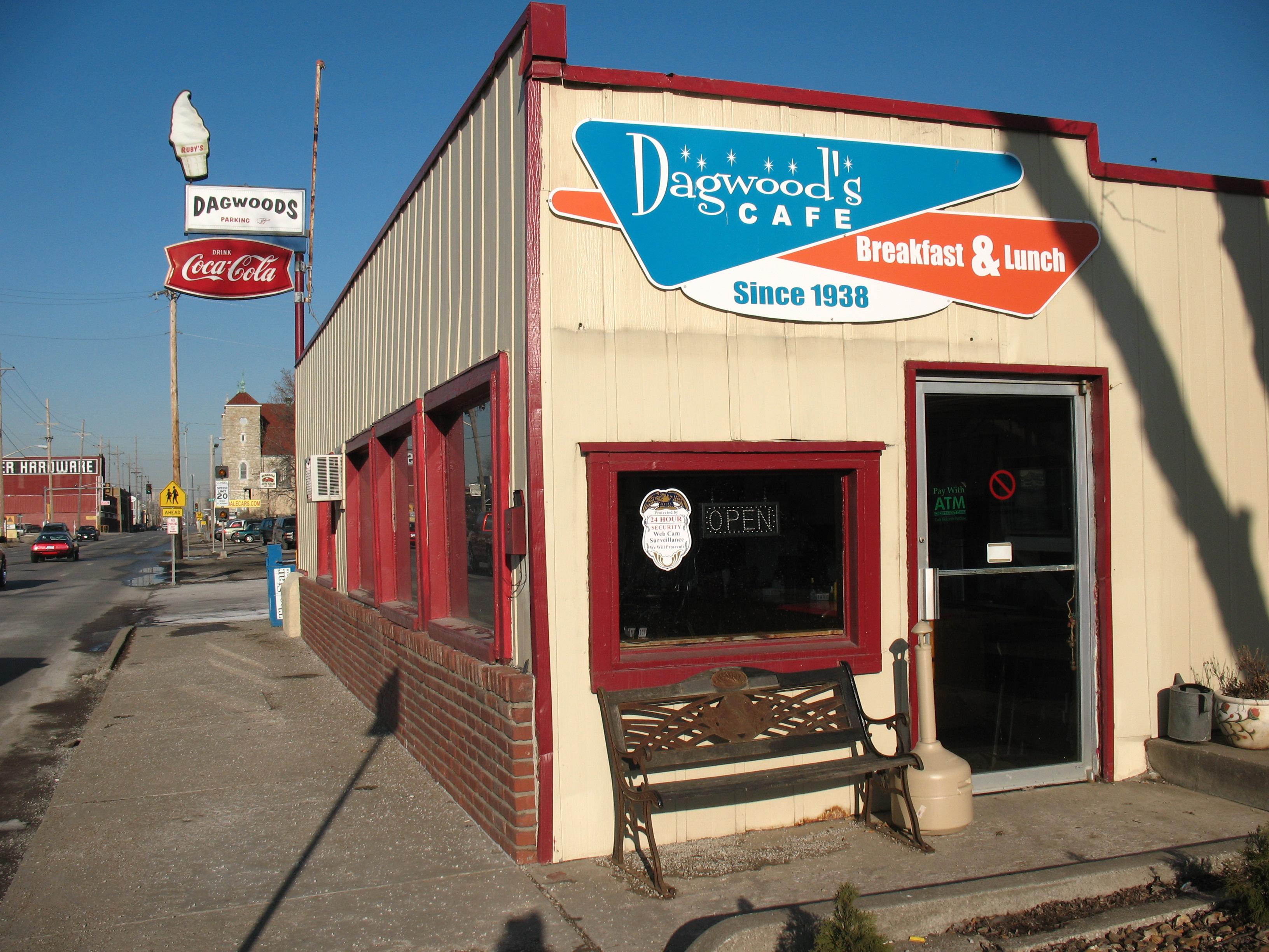 Dagwood S Cafe Kansas City Ks