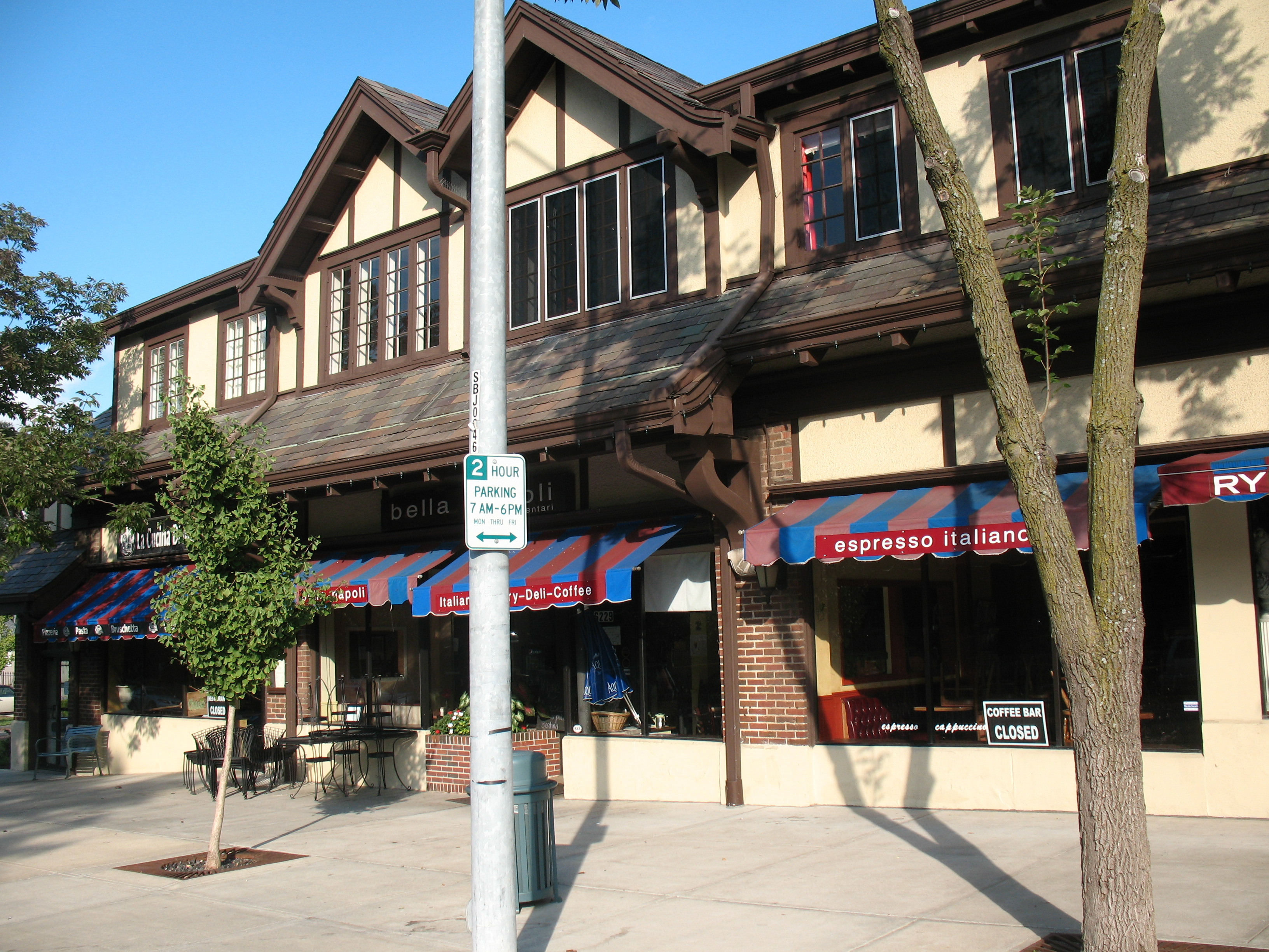 Brookside Kansas City Restaurants